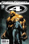 Cover for Marvel Knights 4 (Marvel, 2004 series) #6