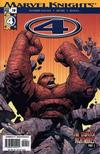 Cover for Marvel Knights 4 (Marvel, 2004 series) #10