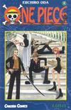 Cover for One Piece (Bonnier Carlsen, 2003 series) #6
