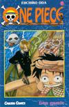 Cover for One Piece (Bonnier Carlsen, 2003 series) #7