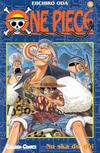 Cover for One Piece (Bonnier Carlsen, 2003 series) #8