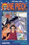 Cover for One Piece (Bonnier Carlsen, 2003 series) #10