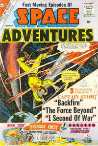 Cover Thumbnail for Space Adventures (Charlton, 1958 series) #38