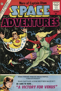 Cover Thumbnail for Space Adventures (Charlton, 1958 series) #37
