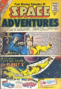 Cover Thumbnail for Space Adventures (Charlton, 1958 series) #36