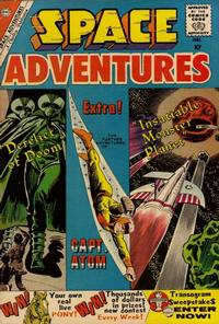 Cover Thumbnail for Space Adventures (Charlton, 1958 series) #34