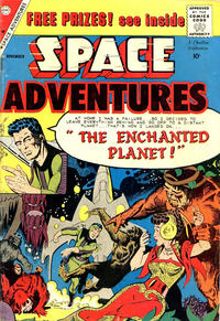 Cover Thumbnail for Space Adventures (Charlton, 1958 series) #31