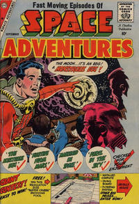 Cover Thumbnail for Space Adventures (Charlton, 1958 series) #30