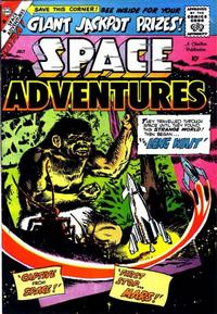 Cover Thumbnail for Space Adventures (Charlton, 1958 series) #29