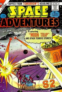 Cover Thumbnail for Space Adventures (Charlton, 1958 series) #28