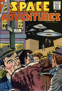 Cover Thumbnail for Space Adventures (Charlton, 1958 series) #26