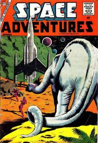 Cover Thumbnail for Space Adventures (Charlton, 1958 series) #25
