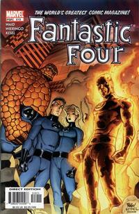 Cover Thumbnail for Fantastic Four (Marvel, 1998 series) #510 [Direct Edition]