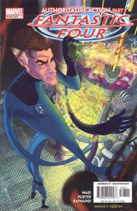 Cover Thumbnail for Fantastic Four (Marvel, 1998 series) #503 (74) [Direct Edition]