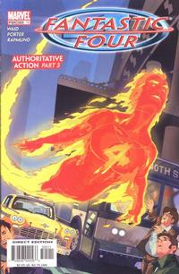Cover Thumbnail for Fantastic Four (Marvel, 1998 series) #505 (76) [Direct Edition]