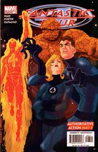 Cover Thumbnail for Fantastic Four (Marvel, 1998 series) #507 (78) [Direct Edition]