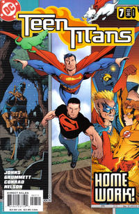 Cover Thumbnail for Teen Titans (DC, 2003 series) #7