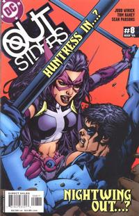 Cover Thumbnail for Outsiders (DC, 2003 series) #8