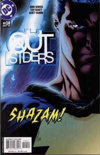 Cover Thumbnail for Outsiders (DC, 2003 series) #10