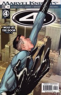 Cover Thumbnail for Marvel Knights 4 (Marvel, 2004 series) #4