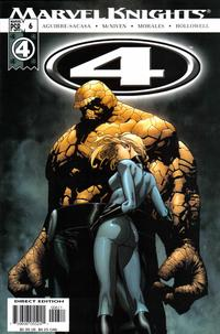 Cover Thumbnail for Marvel Knights 4 (Marvel, 2004 series) #6