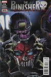 Cover for The Punisher (Marvel, 2016 series) #226
