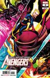 Cover for Avengers (Marvel, 2018 series) #2 (692) [Fourth Printing]