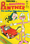 Cover for Der rosarote Panther (Condor, 1973 series) #12