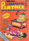 Cover for Der rosarote Panther (Condor, 1973 series) #22