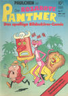 Cover for Der rosarote Panther (Condor, 1973 series) #17