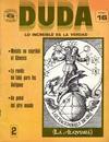 Cover for Duda, lo increíble es la verdad (Editorial Posada, 1970 series) #16