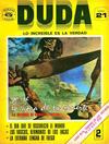 Cover for Duda, lo increíble es la verdad (Editorial Posada, 1970 series) #21
