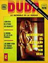 Cover for Duda, lo increíble es la verdad (Editorial Posada, 1970 series) #55