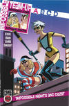 """Cover for Impossible Team-Up """"A"""": Impossible Jones & Holly Daze (Panic Button Press, 2021 series) #[nn]"""