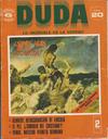 Cover for Duda, lo increíble es la verdad (Editorial Posada, 1970 series) #20