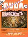 Cover for Duda, lo increíble es la verdad (Editorial Posada, 1970 series) #653