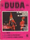 Cover for Duda, lo increíble es la verdad (Editorial Posada, 1970 series) #303