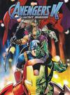 Cover for Avengers K (Marvel, 2016 series) #4 - Secret Invasion