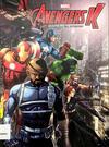Cover for Avengers K (Marvel, 2016 series) #5 - Assembling Avengers