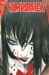 Cover for Vampirella (Dynamite Entertainment, 2019 series) #15 [Peach Momoko 1:20 Sneak Peek Variant]