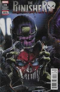 Cover Thumbnail for The Punisher (Marvel, 2016 series) #226