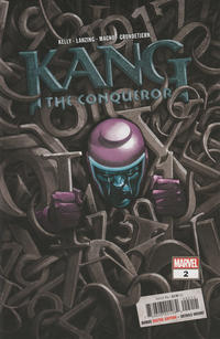 Cover Thumbnail for Kang the Conqueror (Marvel, 2021 series) #2