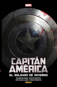 Cover Thumbnail for Marvel Integral. Capitán América: El Soldado de Invierno (Panini España, 2014 series)