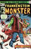 Cover for Frankenstein (Marvel, 1973 series) #16 [British]