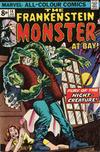 Cover for Frankenstein (Marvel, 1973 series) #14 [British]