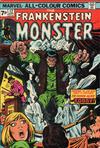 Cover for Frankenstein (Marvel, 1973 series) #12 [British]