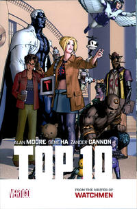 Cover Thumbnail for Top 10 (DC, 2015 series)