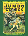 Cover for Gwandanaland Comics (Gwandanaland Comics, 2016 series) #3181 - The Complete Jumbo Comics: Giant #5