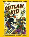 Cover for Gwandanaland Comics (Gwandanaland Comics, 2016 series) #3192 - Wild Adventures West of Atlas