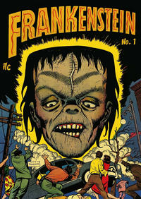 Cover Thumbnail for Frankenstein (ilovecomics, 2021 series) #1
